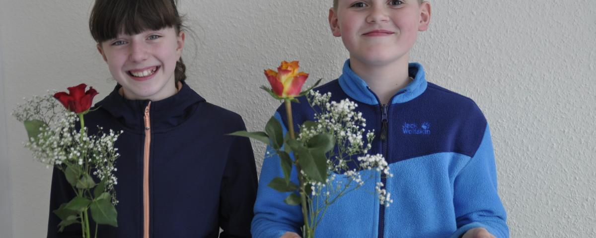 Gewinner der Denkolympiade am HHG 2017