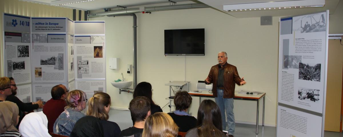 Vortrag Herr Koch