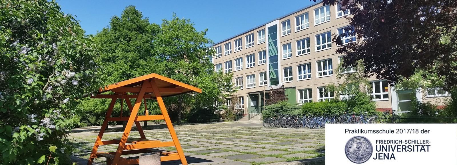Schule Frühling 1