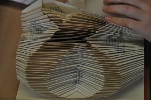 Bücher falten