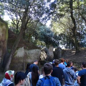 Grotte der Sibylle